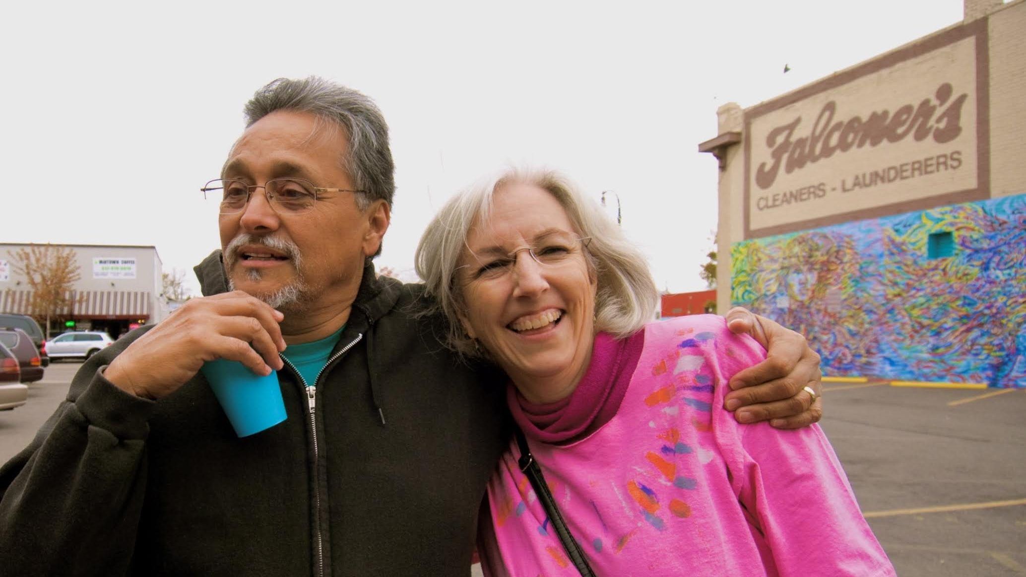 Jimmy Longoria and Connie Fullmer